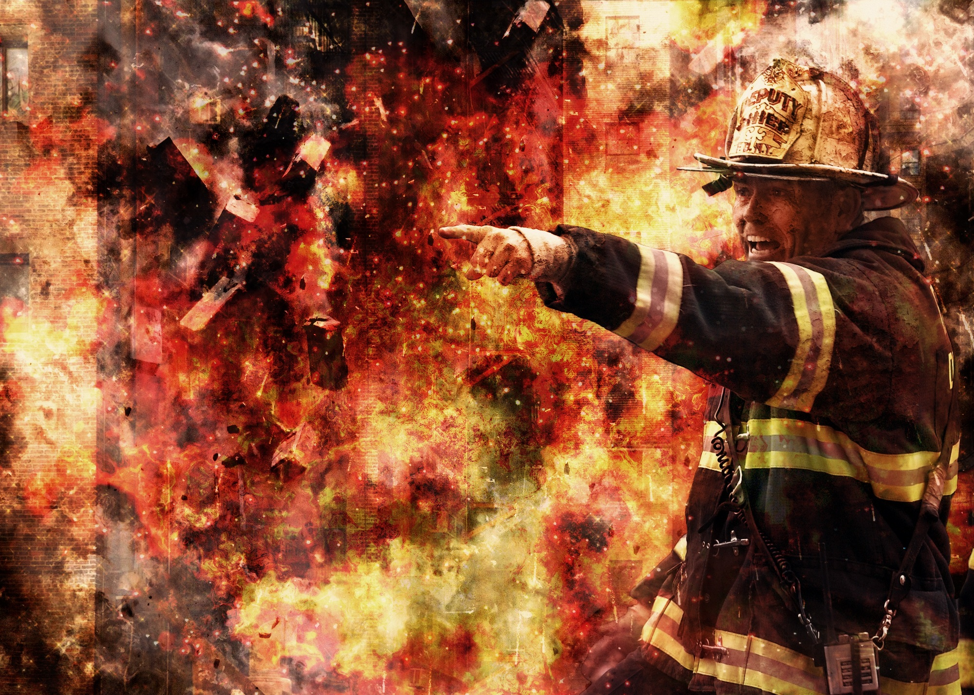 A Fist Full of Bugles: A Fire Chief's Survival Guide